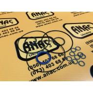 35/404202, 35/412202 Ремкомплект рулевого насос-дозатора на JCB 3CX, 4CX